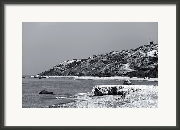 All To Myself Framed Print By John Rizzuto