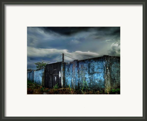 Almirante Framed Print By Dolly Sanchez