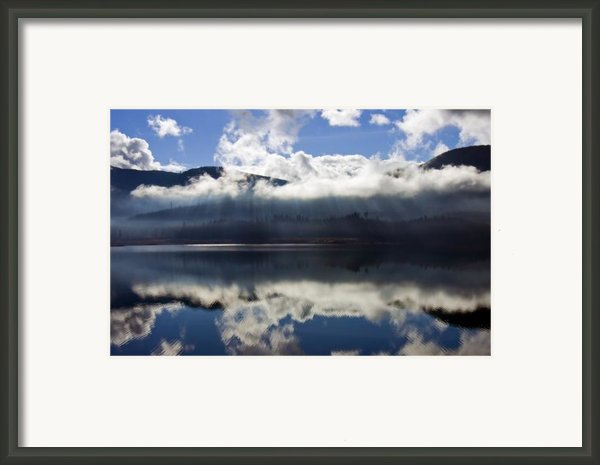 Almost Heaven Framed Print By Mike  Dawson