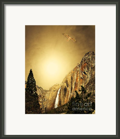 Almost Heaven Framed Print By Wingsdomain Art And Photography