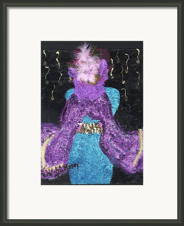 Althea Survives Framed Print By Annette Mcelhiney