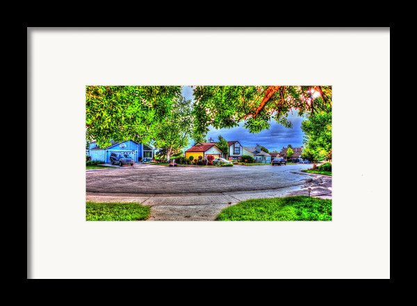 Amaneciendo Framed Print By Sergio Aguayo