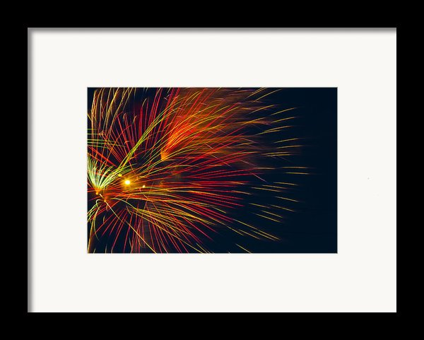 America The Beautiful Framed Print By Joshua Dwyer