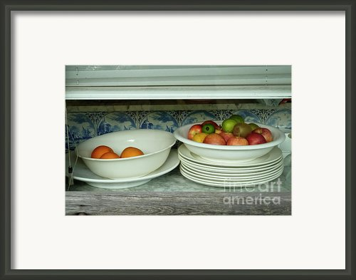 Amsterdam Still Life Framed Print By Joan Carroll
