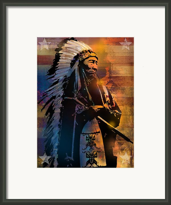 An American Sunrise Framed Print By Paul Sachtleben