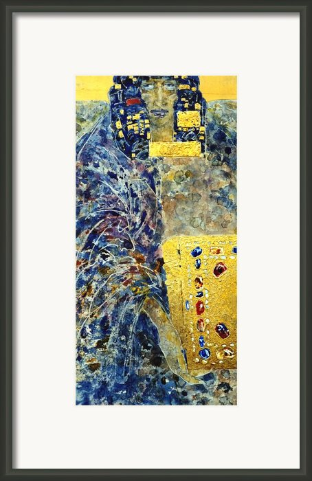 Angel-4 Framed Print By Valeriy Mavlo
