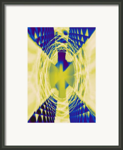 Angel Framed Print By Db Artist
