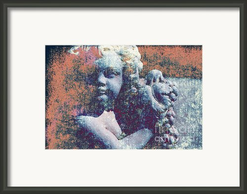 Angelina Framed Print By Susanne Van Hulst