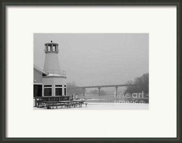 Appleton Yacht Club Framed Print By Joel Witmeyer