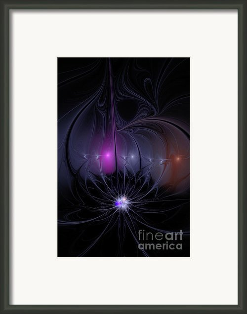 Arabian Nights Framed Print By Ann Garrett