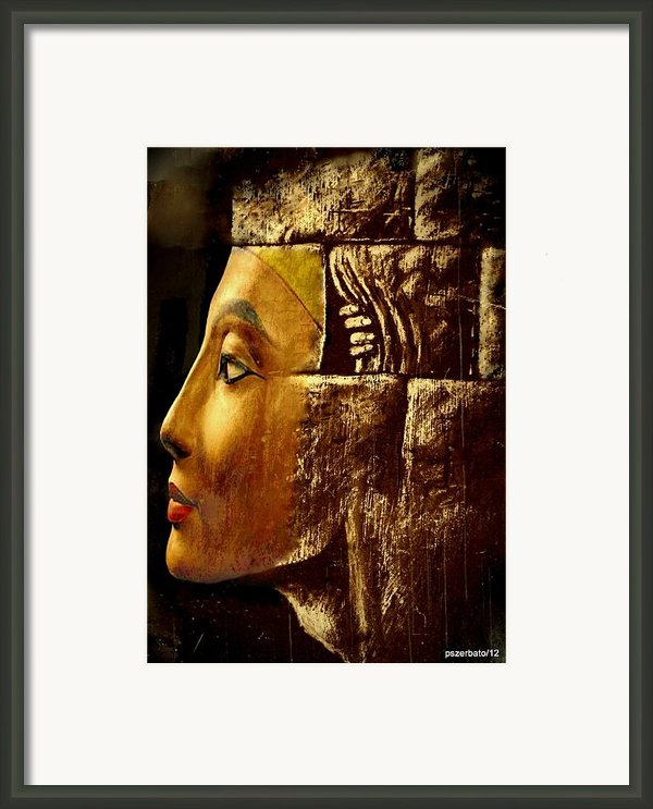 Architecture Psychological Framed Print By Paulo Zerbato