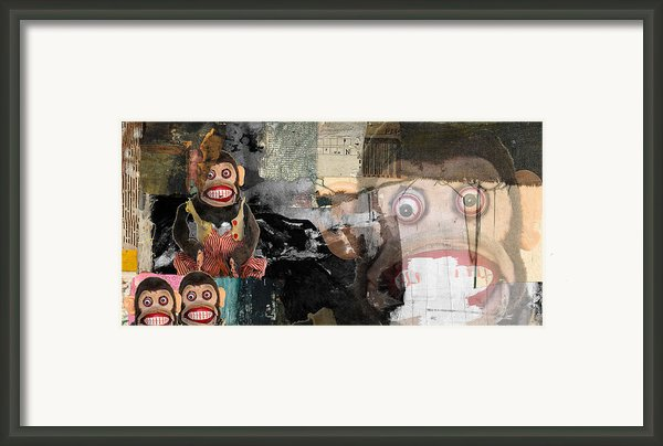 Are We Having Funn Yet Framed Print By Michel  Keck