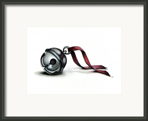 Are You Listening Framed Print By Christina Meeusen