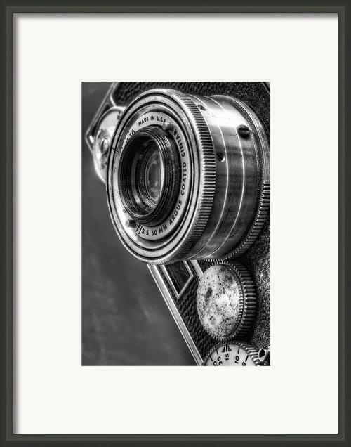 Argus C3 Framed Print By Scott Norris