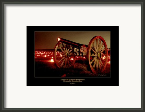 Artillery 91 Framed Print By Judi Quelland