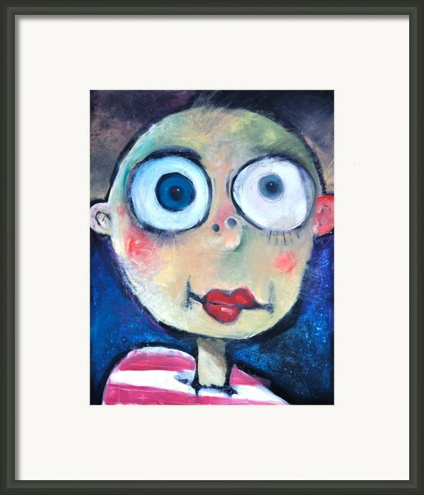 As A Child Framed Print By Tim Nyberg