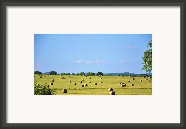 As Far As You Can See Framed Print By Jan Amiss Photography