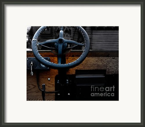 As Ford Models  Framed Print By Steven  Digman