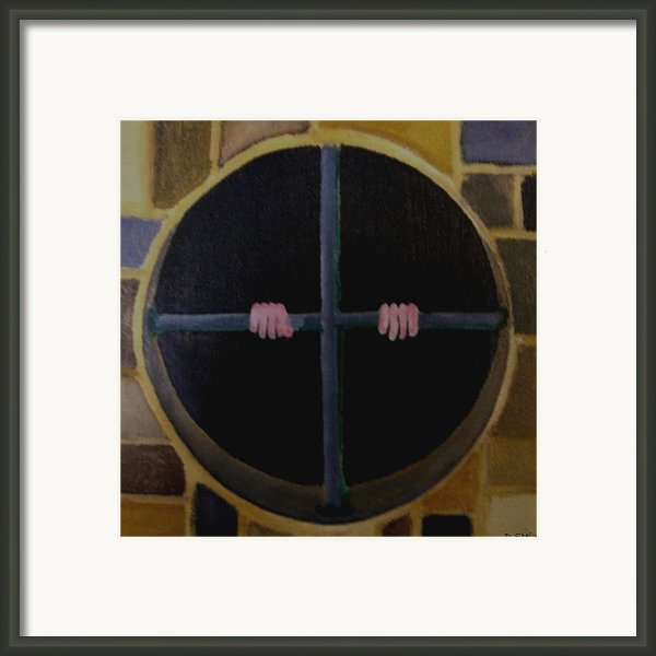 Aubliette Framed Print By Darren Stein