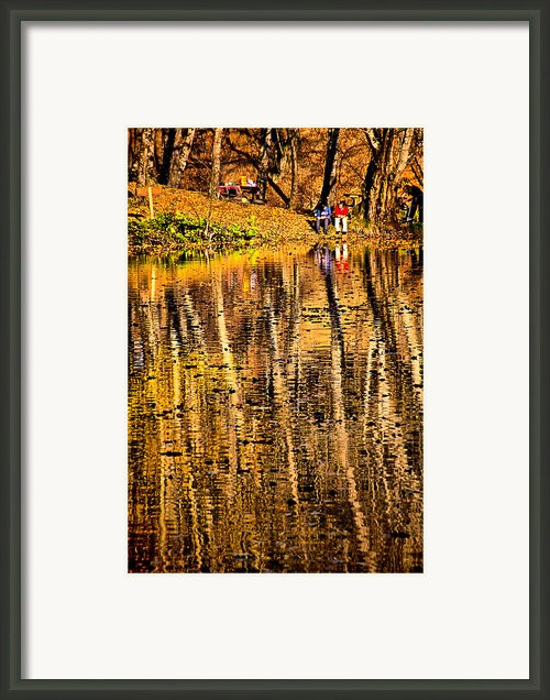 Autumn - 2 Framed Print By Okan Yilmaz