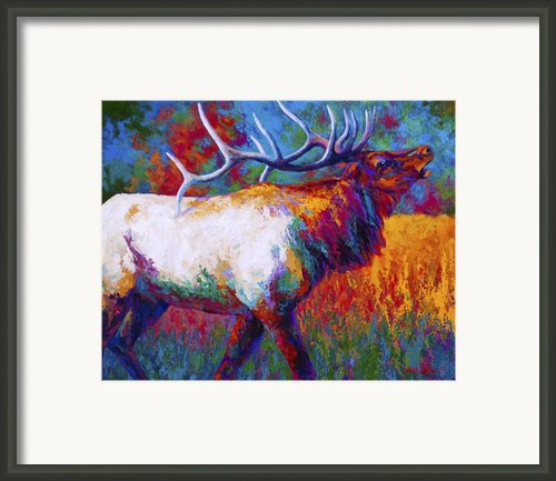 Autumn Framed Print By Marion Rose