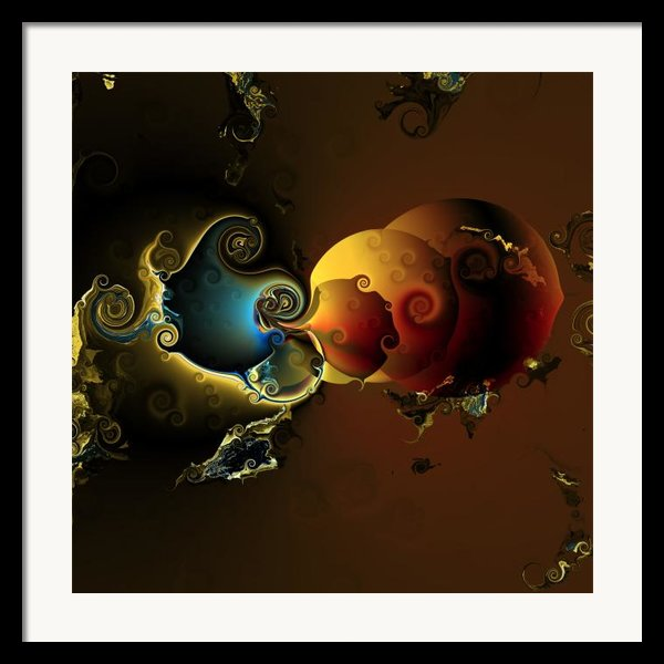 Aw 23 Framed Print By Claude Mccoy