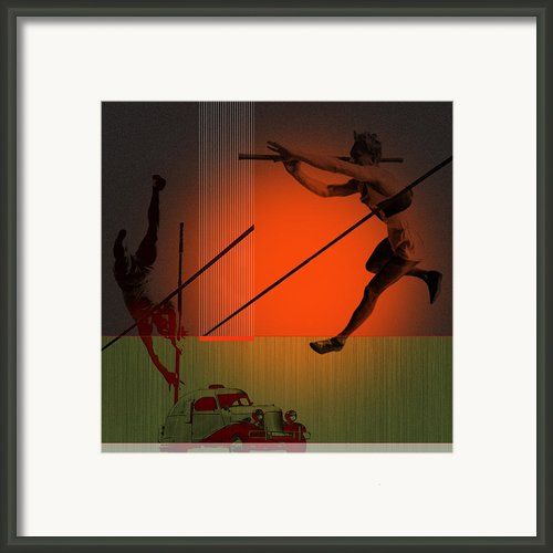 Awkward Framed Print By Irina  March