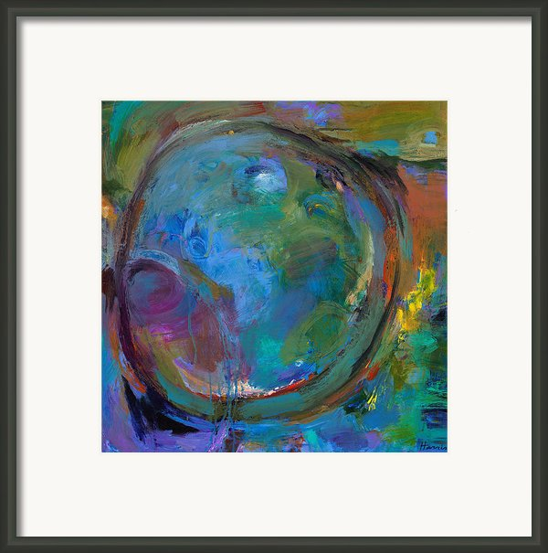Back To Forgotten Times Framed Print By Johnathan Harris
