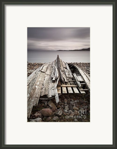Badentarbet Bay The Coigach Scotland Framed Print By John Potter