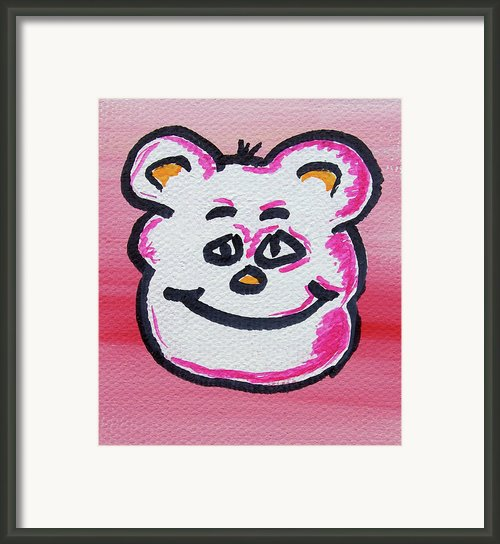 Bailey Framed Print By Jera Sky