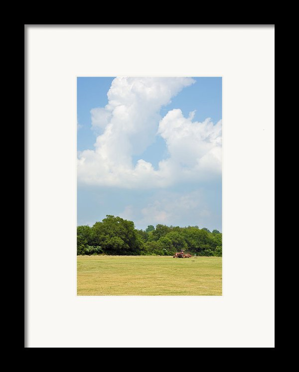 Bailing Framed Print By Jan Amiss Photography