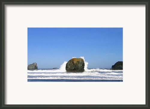 Bandon 14 Framed Print By Will Borden