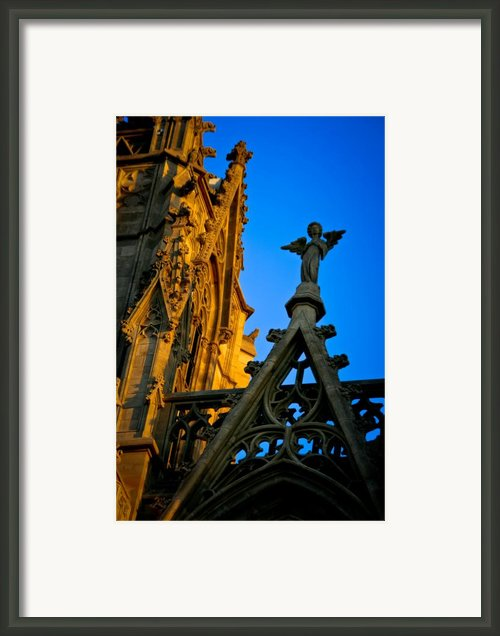 Barcelona Cathedral Framed Print By Jonathan Hansen