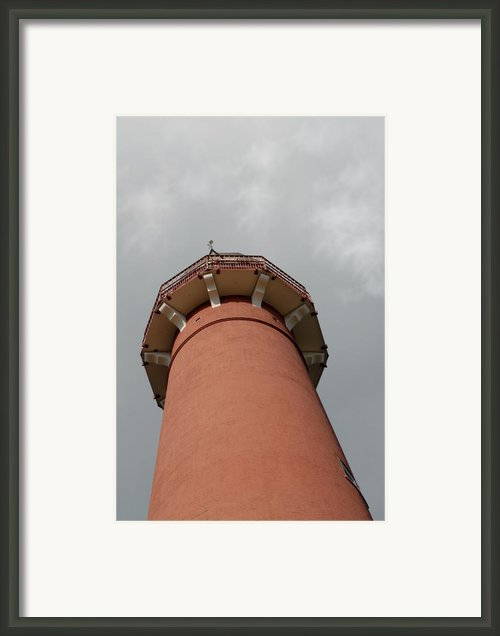 Barnegat Lighthouse 24 Framed Print By Joyce Stjames
