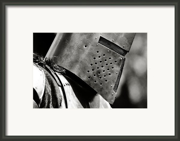 Battle Ready Framed Print By Scott Hovind