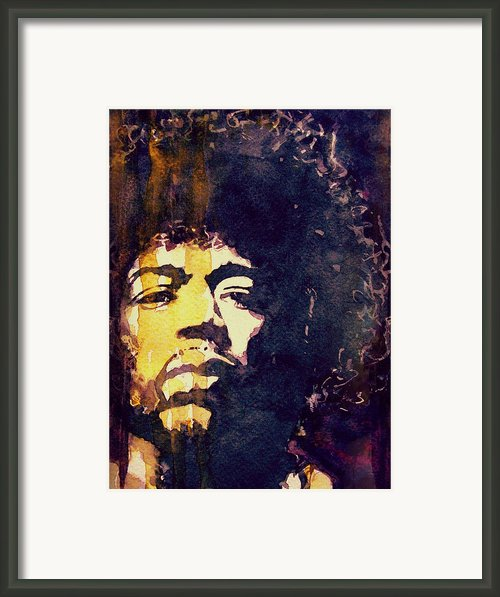 Beautiful Haze Framed Print By Paul Lovering
