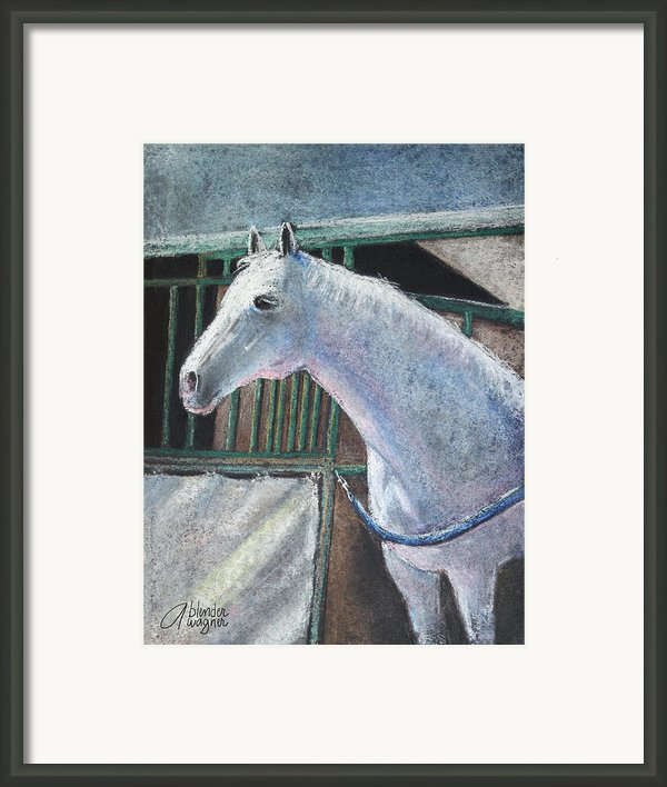 Beauty Framed Print By Arline Wagner