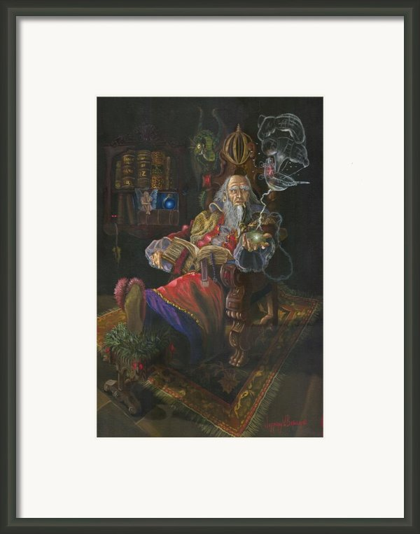 Bedtime Stories Framed Print By Jeff Brimley