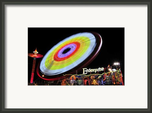 Beem Me Up Scotty Framed Print By David Lee Thompson