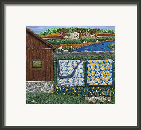 Before Now Framed Print By Anne Klar