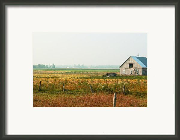 Before The Sweat Framed Print By Aimelle