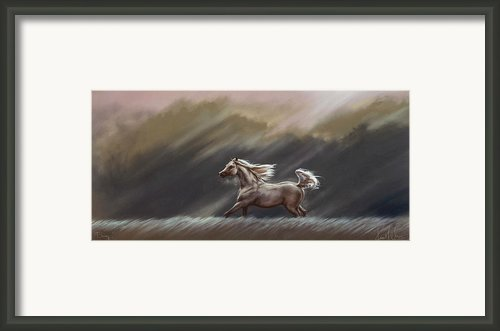 Being Framed Print By Kim Mcelroy