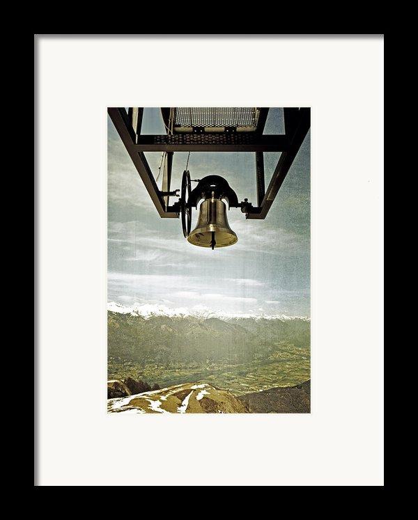 Bell In Heaven Framed Print By Joana Kruse