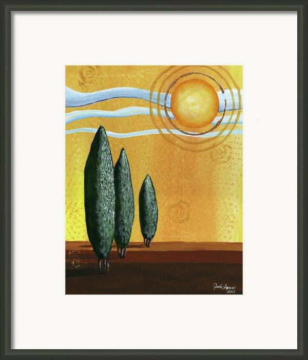 Better Days Framed Print By The Art Of Judilynn