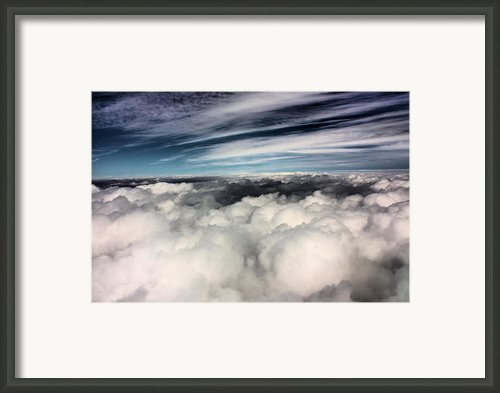 Between Heaven And A Soft Place Framed Print By Kristin Elmquist