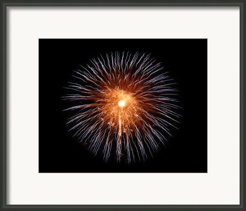 Big Bang Framed Print By Gary Gunderson