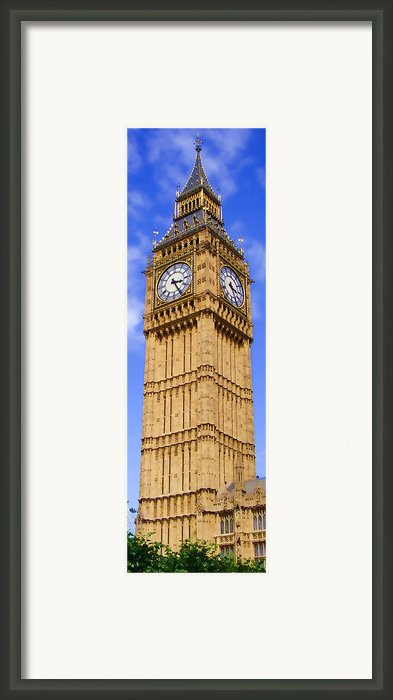 Big Ben Framed Print By Roberto Alamino