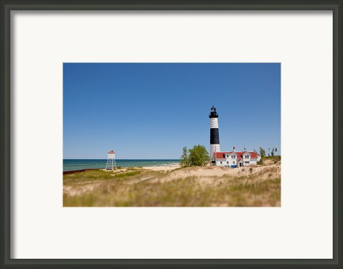 Big Daddy Framed Print By Rudy Malmquist
