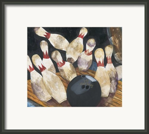 Black Beauty Framed Print By Barb Pearson