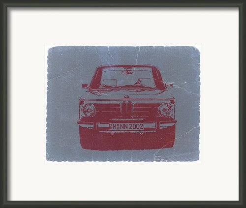 Bmw 2002 Framed Print By Irina  March